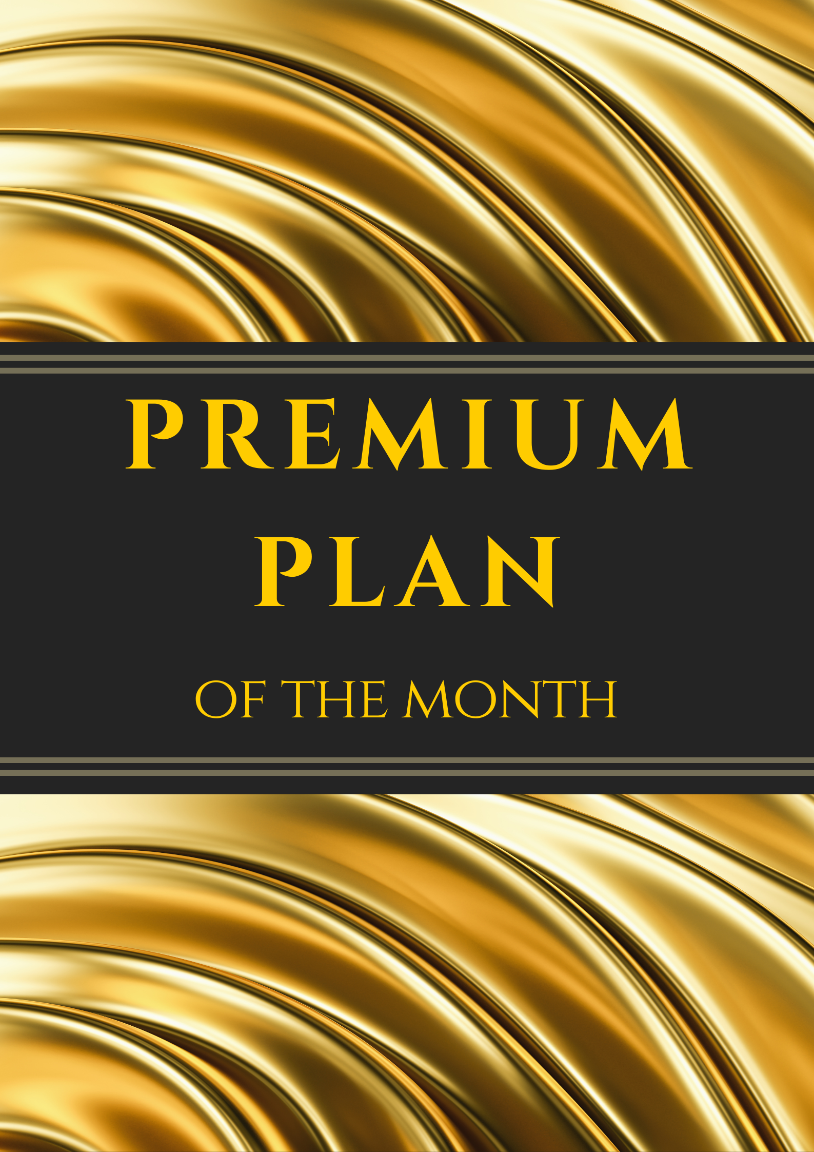 Premium Plan Of The Month _1_